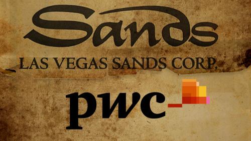 Las Vegas Sands, Pricewaterhouse Cooper part ways after 25-year partnership