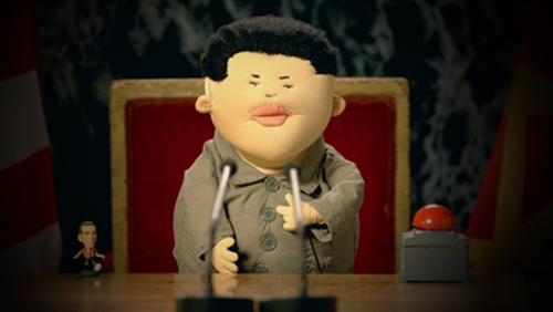 Paddy Power Release Their 'Chairman Kim' TV Advert