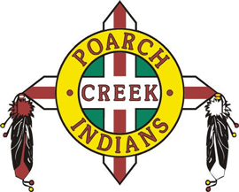 POARCH BAND OF CREEK INDIANS LOOKING TO MOVE TO FEDERAL COURT