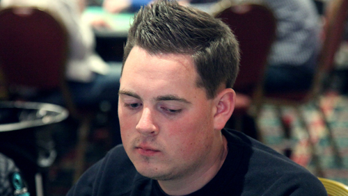 Toby Lewis Interview at WPT Barcelona
