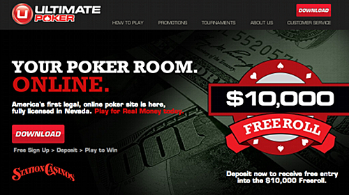 Will Ultimate Poker Maintain its First to Market Advantage Once Competitors Begin Operations?