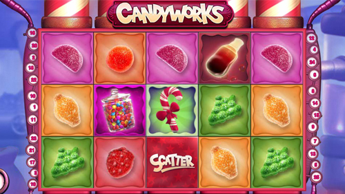 Arooga treats players to Candyworks