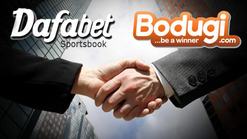 Dafabet announces social betting partnership with Bodugi.com
