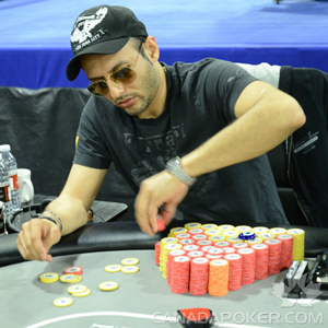 Deja vu For Babakhani As He Leads Going Into Day 4 of the WPT Championships