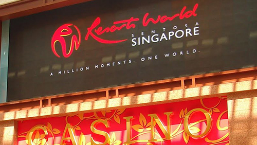 Ex Resorts World Sentosa VP fined for violating Singapore's casino laws