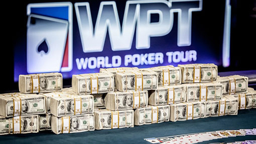 James Courtney Leads the WPT World Championships $100K Super High Roller