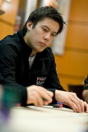 Here's Johnny! Lodden Once Again Takes The Chip Lead at the EPT Grand Final