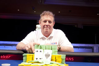 Roger Campbell Turns $375 into $131,674 on the HPT