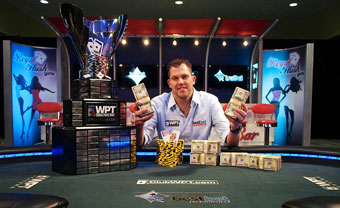 Linster Joins the WPT Champions Club