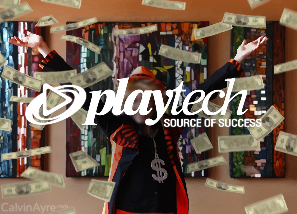 Where will Playtech Look to Splash the Cash?