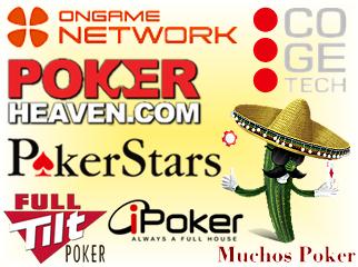 ongame-cogetech-poker-heaven-pokerstars-muchos-poker-ipoker