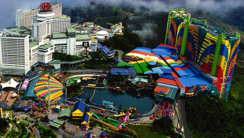 Resorts World Genting Highlights (Malaysia)