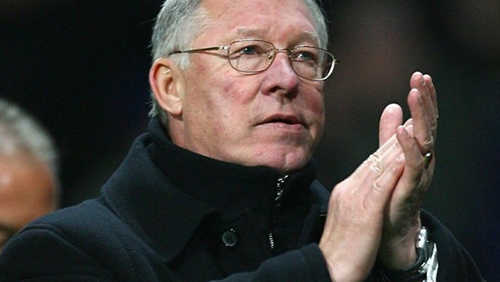 Sir Alex Ferguson To Step Down As Man Utd Manager After 27-Years in Charge