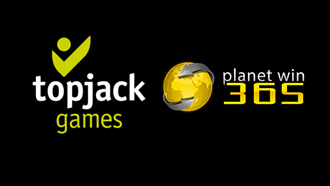 TOPJACK GAMES AND PLANETWIN365 TEAM UP