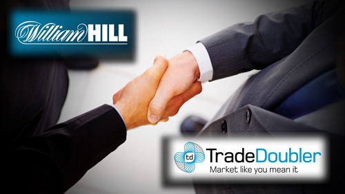 William Hill Ink a Deal With Tradedoubler to Drive Traffic to Their Mobile App