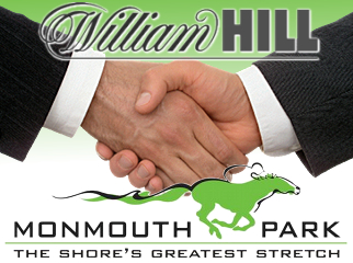 William Hill inks sports betting deal with New Jersey's Monmouth Park