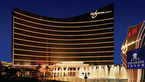 Wynn Macau holds court with top earnings in April