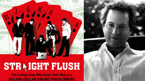 Exclusive Interview: Ben Mezrich on his new book, Straight Flush
