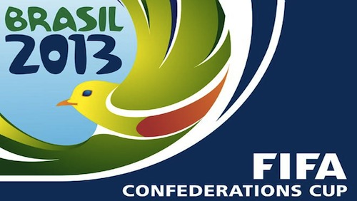 2013 Confederations Cup has Brazil as tournament favorites