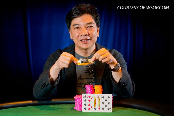 WSOP Recap: David Chiu Wins His Fifth WSOP Bracelet and Close But No Cigar For Noah Schwartz