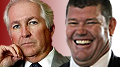 Echo CEO accuses Crown's James Packer of destabilization campaign