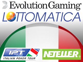 italy-lottomatica-evolution-gaming-neteller-ipt