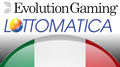 Evolution and Lottomatica Live Casino Hold'em; bookies fear exchange launch