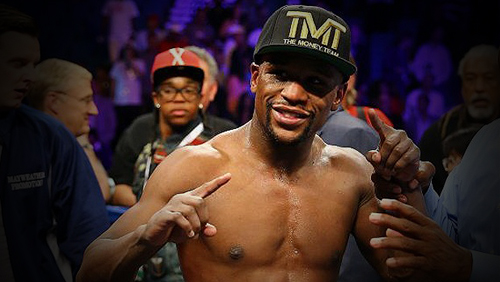 Mayweather favored against Maidana; Tarver arrested over unpaid markers