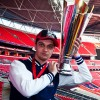 Jakub Michalak Wins the ISPT at Wembley