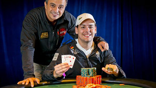 WSOP Recap: Jarred Graham Takes a WSOP Bracelet Down Under; Little Looking Big in the $5k Six Max and a Strong Bach in the Razz