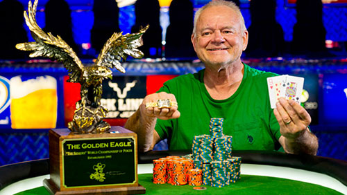WSOP Recap: One Less Bucket List Item For Ken Lind & Steinberg and Hagerling Reach The Final of the Mixed Max