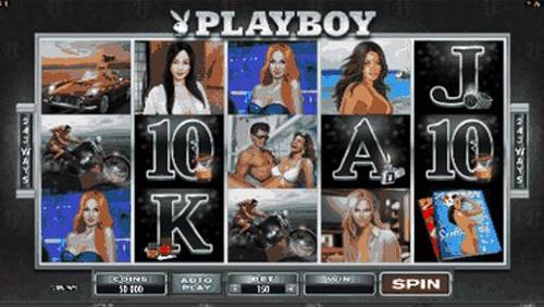 Microgaming Playboy slots release