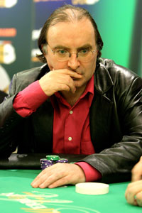 Paris and Poker With Padraig Parkinson