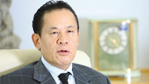 Pagcor urges Kazuo Okada to resolve Entertainment City land deal