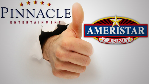 Pinnacle clears way for Ameristar acquisition