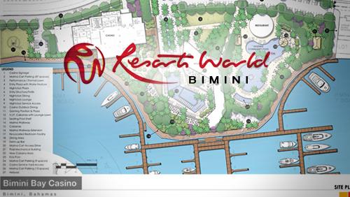 Resorts World Bimini casino scheduled for Friday opening