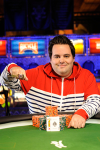 Charles Sylvestre take WSOP gold