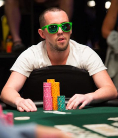 Trevor Pope take WSOP gold