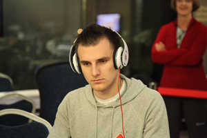 The Ups and Downs of Andrey Pateychuk