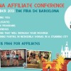 Shona ODonnell invites us to the Barcelona Affiliate Conference 2013