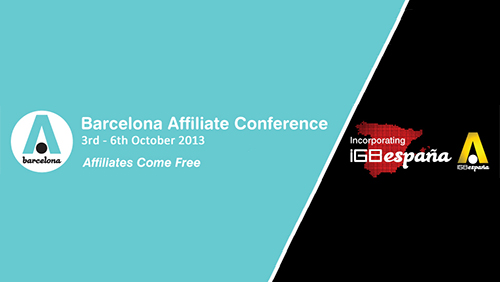 The Barcelona Affiliate Conference Incorporates iGB Espana for a Second Year, Guaranteeing a Successful Event