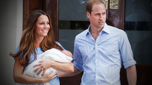 Birth of royal baby sparks increased betting frenzy