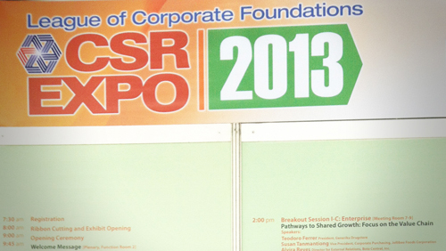 BodogNation Attends Corporate Social Responsibility Expo