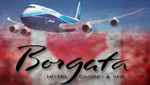 borgata-seeks-to-challenge-fine-on-running-unlicensed-airline-to-canada