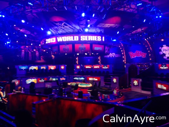 Dealer's Choice: How The 2013 WSOP Stacks Up
