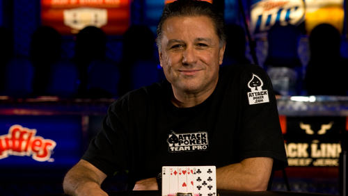 WSOP: Perrins Wins The Third British Bracelet of the Week and Elezra Swipes Gold Away From Negreanu