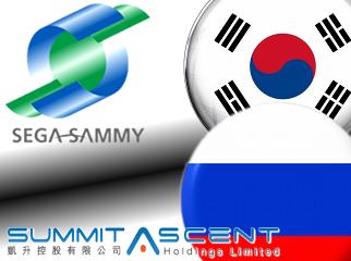 russia-south-korea-segasammy-summit-ascent