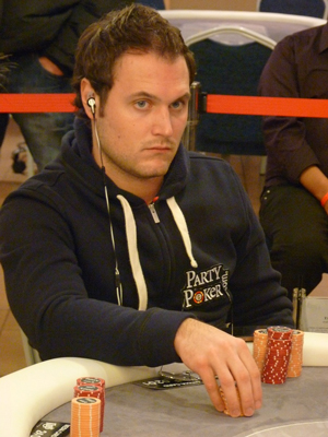 Hanging Out With the High Roller: Tobias Reinkemeier
