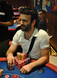 WSOP Day Main Event Day 2A Update: Sergio Castellucio Leads