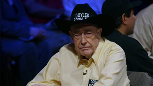 WSOP Recap: Brunson Has a Change of Heart and David Vamplew Takes Another Second